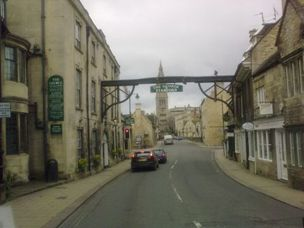 Stamford, Lincolnshire.