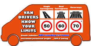 Van Drivers Know Your Limits