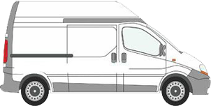 Renault Trafic 2900 High Roof